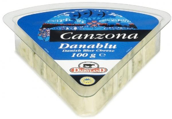 Ser Blue Canzona Danish