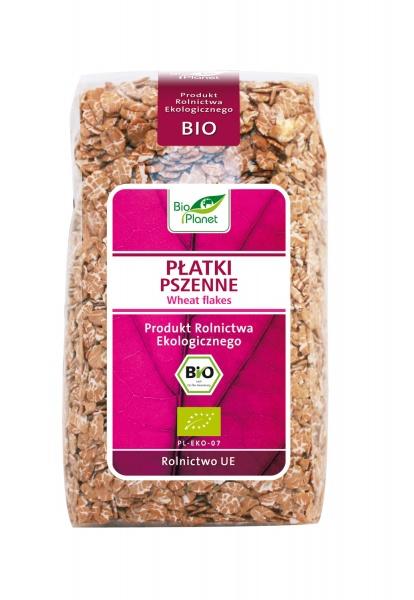 Płatki pszenne Bio Planet