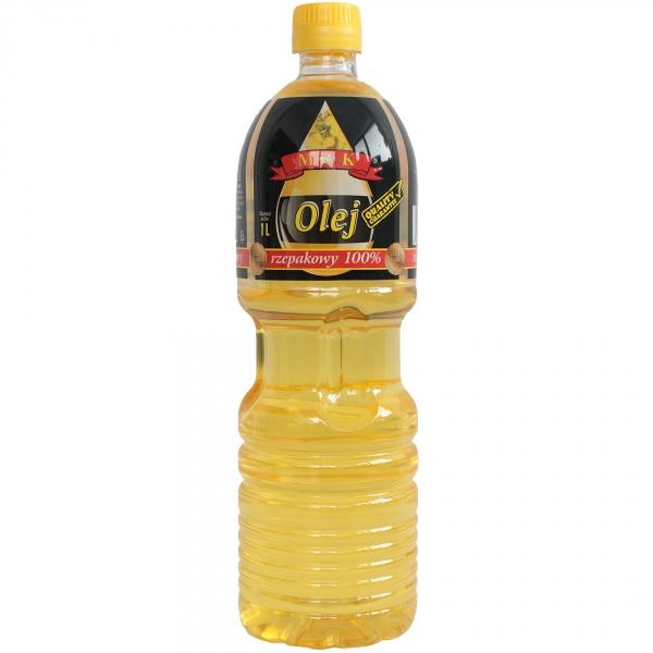 Olej rzepakowy MK