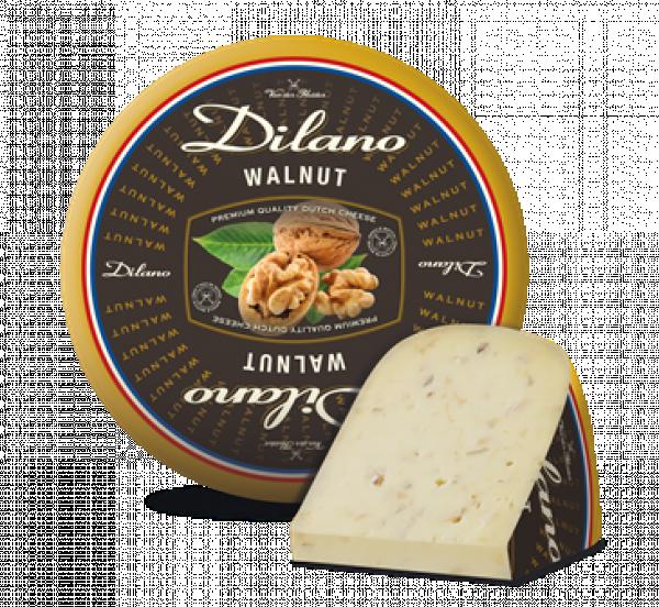 Ser Dilano z orzechami włoskimi
