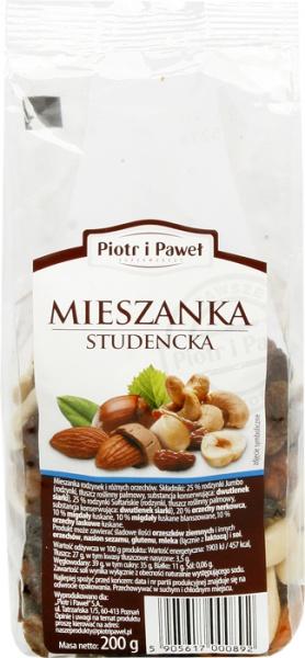 Mieszanka Studencka Piotr i Paweł