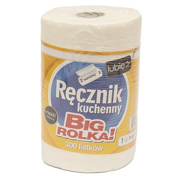 Ręcznik papierowy maxi 300l lubię:)