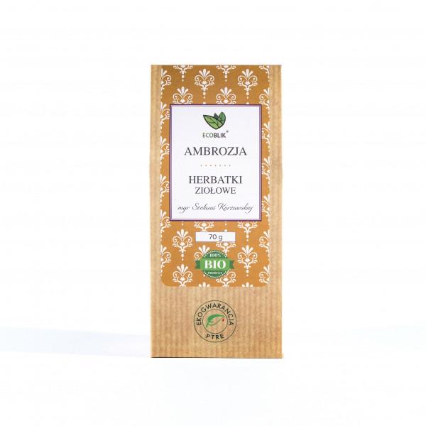 Herbata ecoblik ziołowa ambrozja