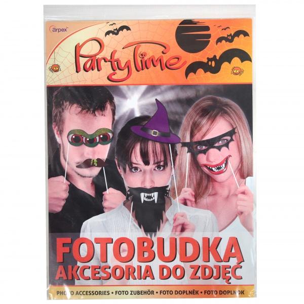 Fotobudka - akcesoria do zdjęć