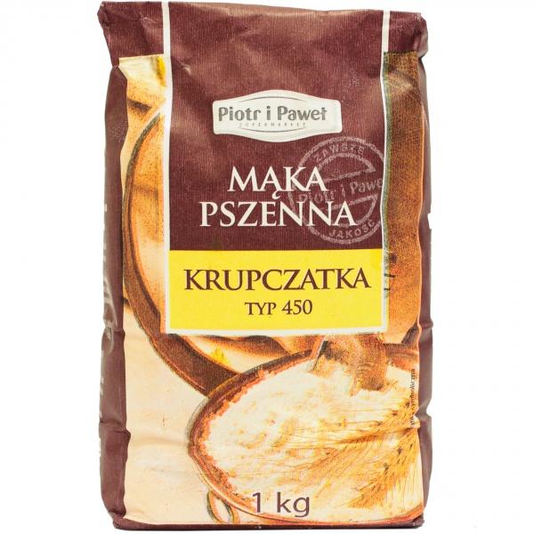 Mąka krupczatka Piotr i Paweł
