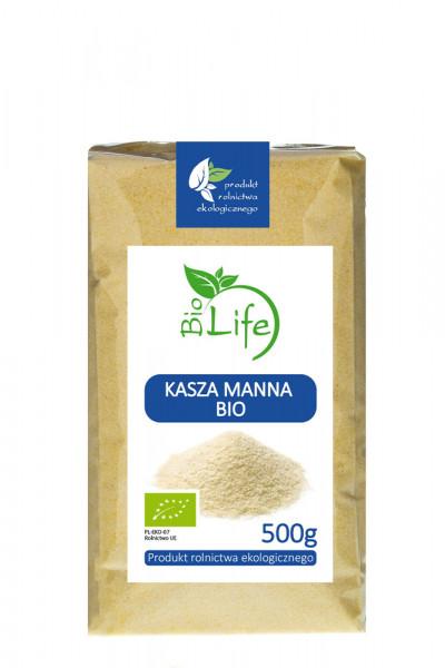 Kasza biolife manna bio