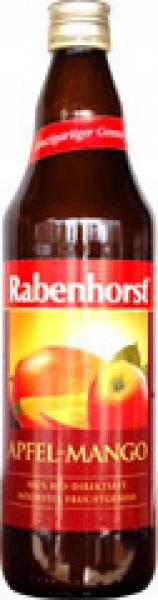 Sok Rabenhorst jablko i mango Bio