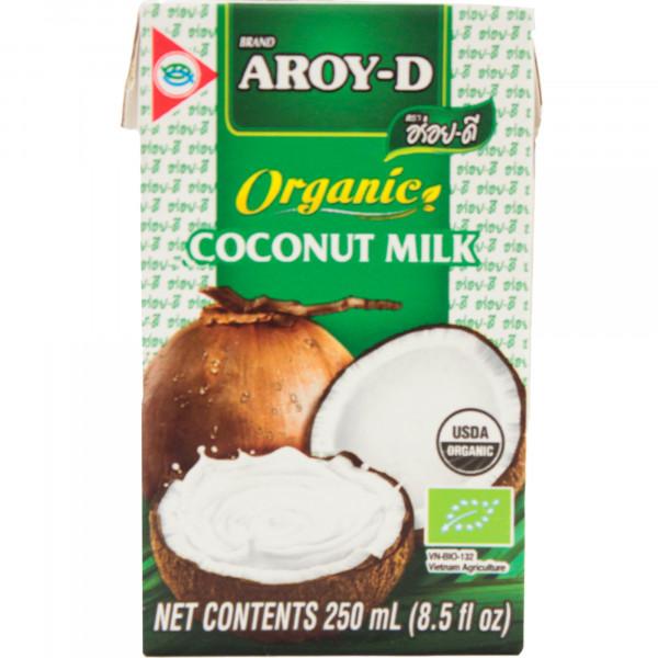Mleczko kokosowe Aroy-d bio organic