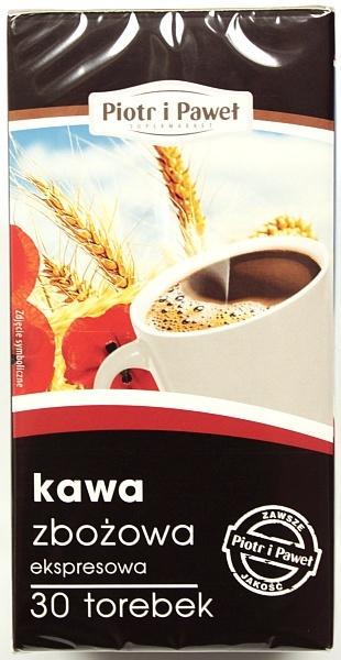 Kawa zbożowa ekspresowa 30*4g Piotr i Paweł