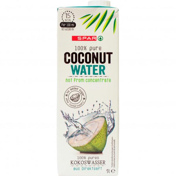 Spar woda kokosowa