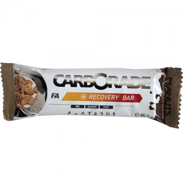 Carborade line recovery bar peanut