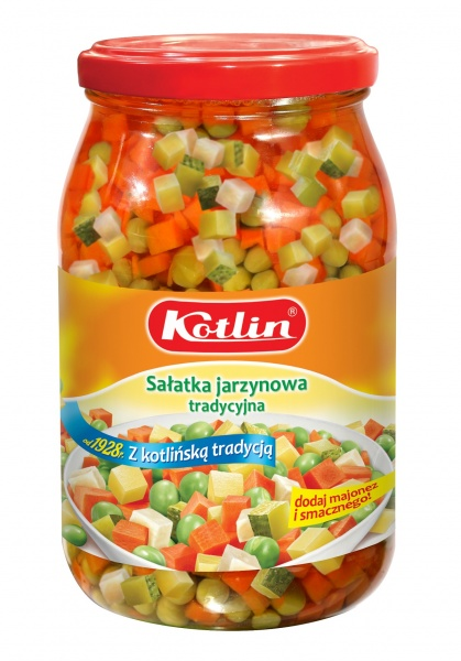 Sałatka jarzynowa tradycyjna/920g