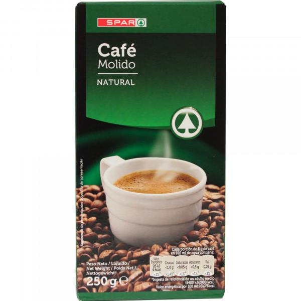 Spar kawa mielona naturalna
