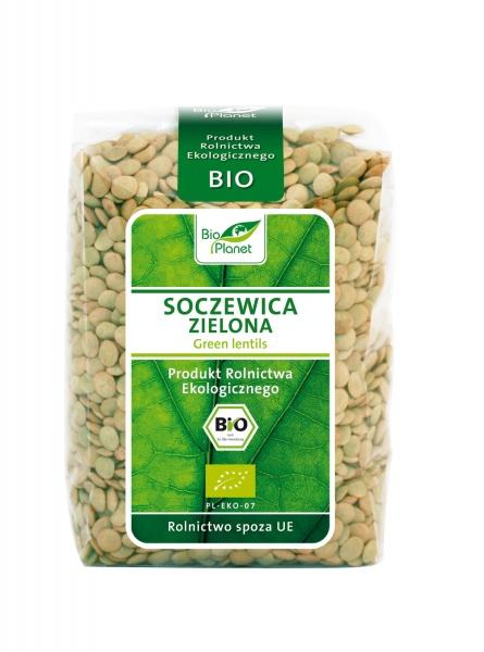 Soczewica zielona Bio Planet