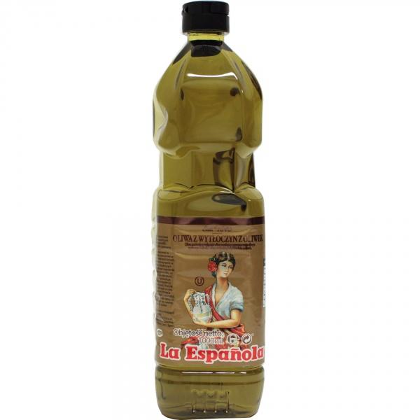Oliwa z wytłoczyn z oliwek la espanola pet
