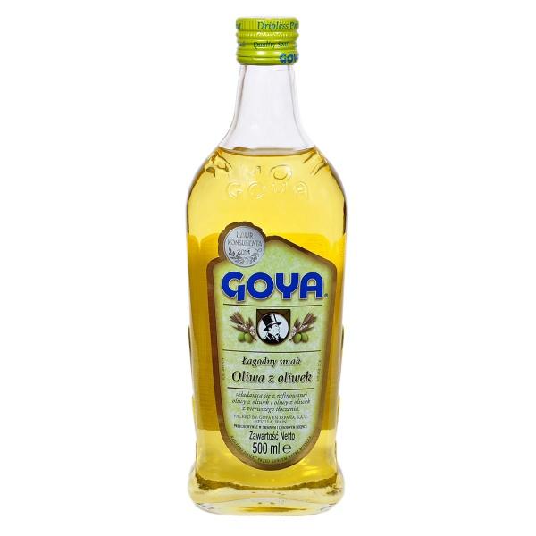 Oliwa z oliwek łagodna Goya