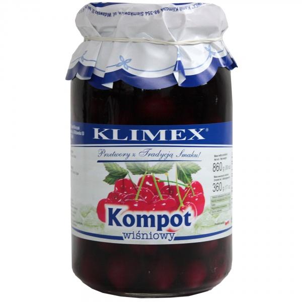 Kompot wiśniowy Klimex