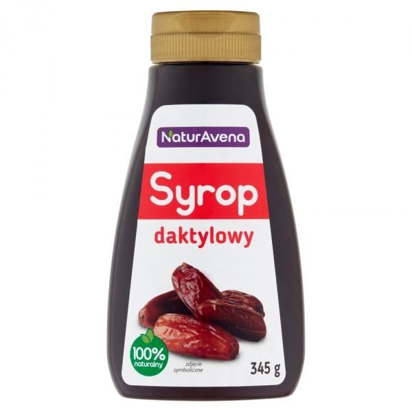 Syrop daktylowy