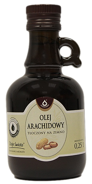Olej Arachidowy Oleofarm