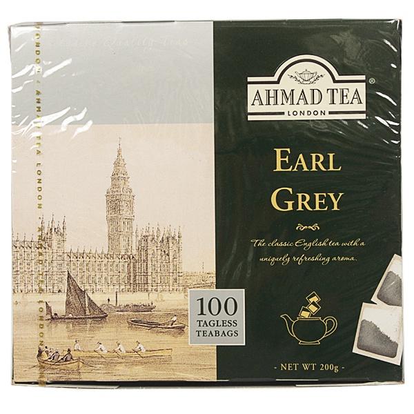 Herbata Ahmad Tea Earl Grey 100*2