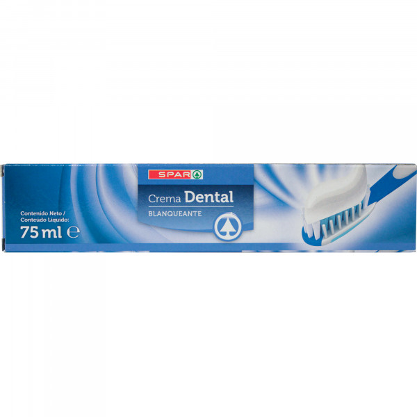 Spar pasta do zębów wybielająca