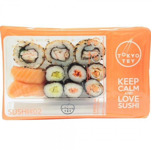 Sushi 2 - danie japońskie/290g