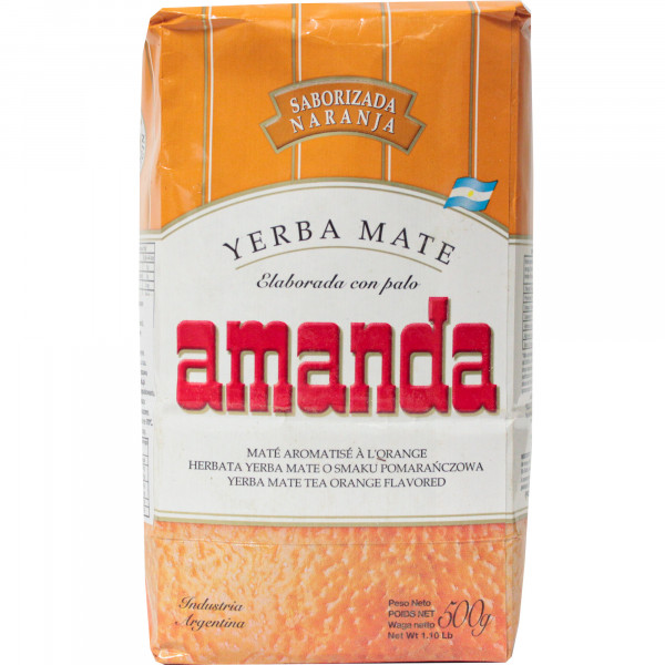 Herbata Amanda pomarańcz