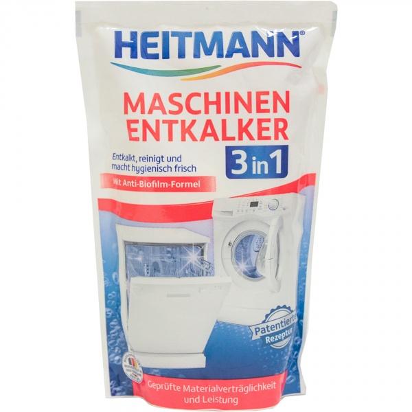 Heitmann odkamieniacz do pralek i zmywarek 3w1