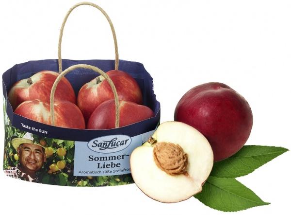 Sanlucar-nektarynka torba 4szt