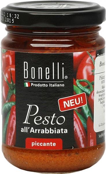 Pesto Bonelli pikantne pomidorowe z chili