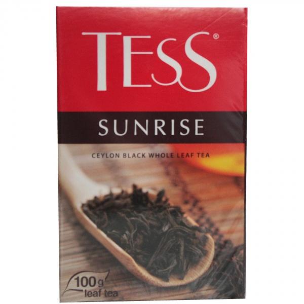Herbata tess sunrise ceylon black.