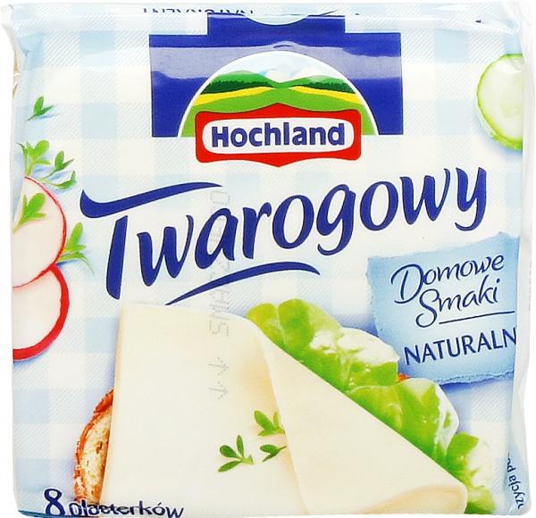 Ser Hochland Twarogowy naturalny