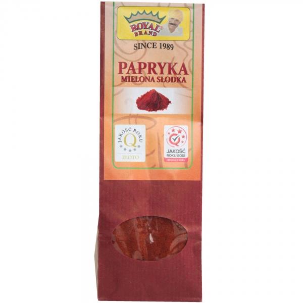 Papryka mielona słodka asta 100 royal brand