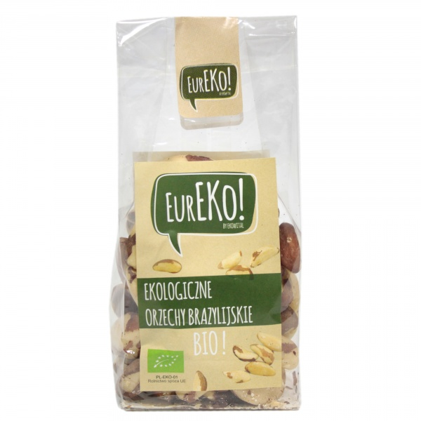 Orzechy brazylijskie bio - Eureko
