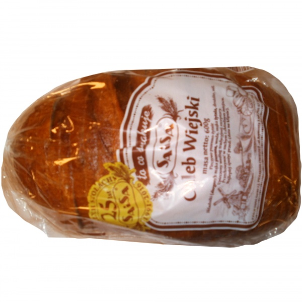 Chleb wiejski - Saisa