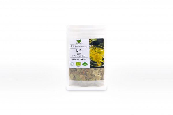 Herbata ecoblik ziołowa lipa kwiat eko