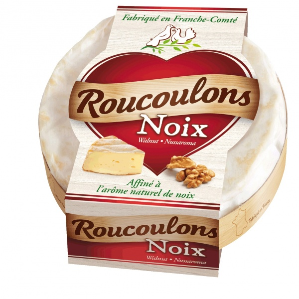Ser roucoulons noix