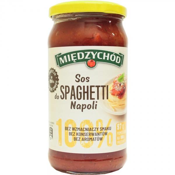 Sos do spaghetti napoli