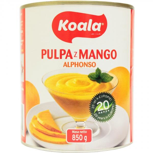 Pulpa z mango koala