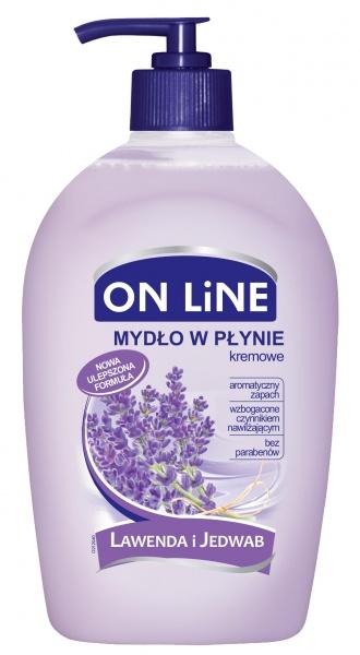 Mydło On line lawenda