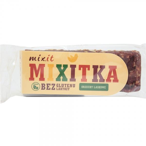 Baton Mixitka orzech laskowy