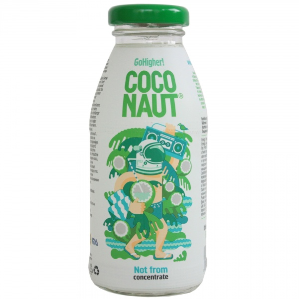 Coconaut woda z młodego kokosa 100%