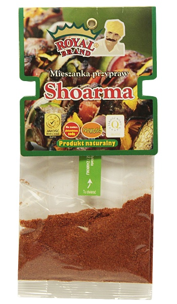 Shoarma Royal Brand