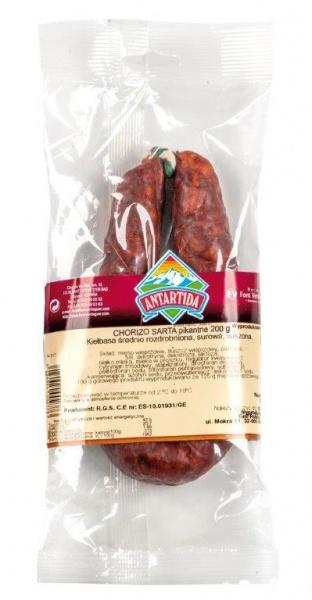 Chorizo sarta pikantne Zimbo