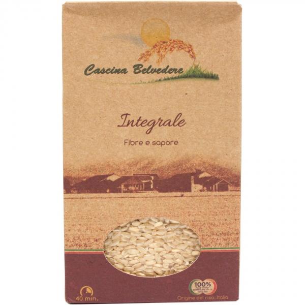 Ryż razowy Integrale - Caseina Belvedere