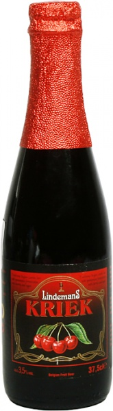 Piwo lindemans kriek
