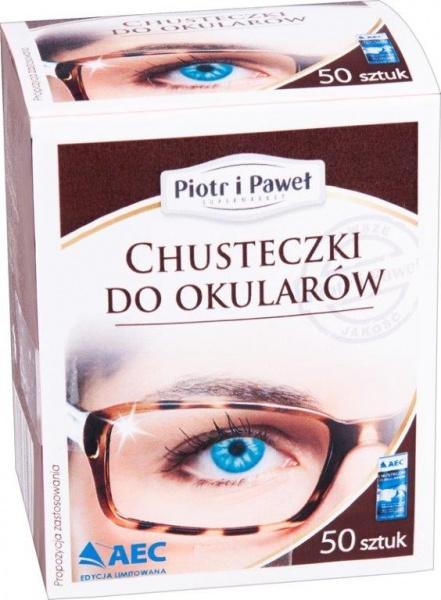 Chusteczki do okularów Piotr i Paweł