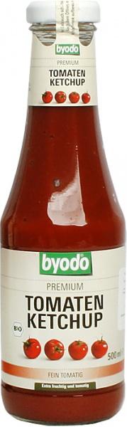 Ketchup pomidorowy bio bezglutenowy