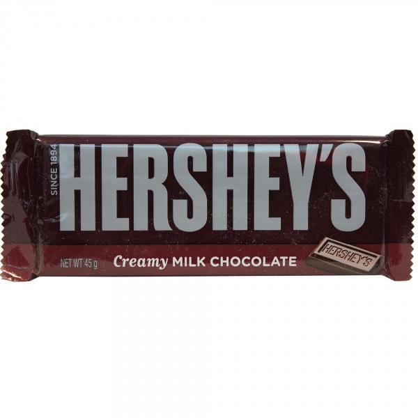 Baton z mlecznej czekolady Hershey's