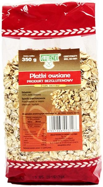 Płatki owsiane bezglutenowe Glutenex